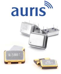 Hier stimmen die Schwingungen: Quarze und Oszillatoren von auris