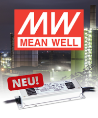 Neu im Sortiment: Mean Well Serie XLG