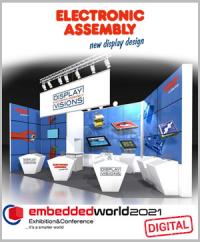 Wir nehmen Sie mit auf den virtuellen Messestand von Electronic Assembly
