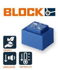 Nicht nur ein Plus für die Umwelt: Neues Imprägniermaterial bei BLOCK Transformatoren