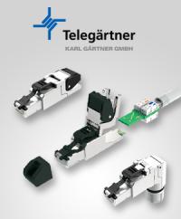 MFP8: Die Freiheit in der strukturierten Verkabelung von Telegärtner