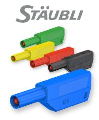 Stäubli Serie SLS425-SE: Die stapelbare Lösung zur Selbstmontage von Messleitungen