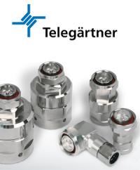 Robuste HF-Steckverbinder: Telegärtner SIMFix