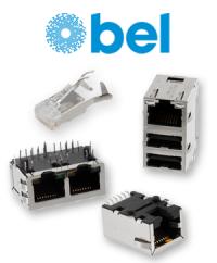 Neu: Das Standardsortiment von Stewart Connector und Bel Magnetic Solutions