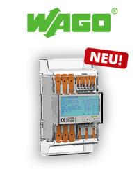 Energieverbrauch optimieren: Die neuen Energiezähler von WAGO
