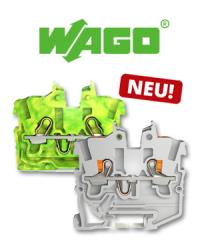 Komfortabler Leiteranschluss in beengten Platzverhältnissen: Die neuen WAGO TOPJOB® S Mini-Klemmen